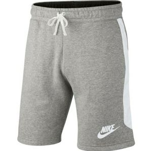 Nike Tech Fleece Men's Gray White Shorts Size L